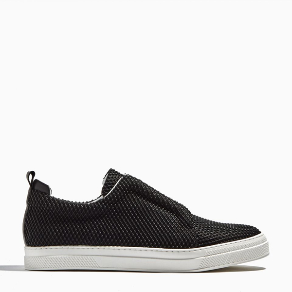 BLACK PIERRE HARDY TREK COMET SNEAKERS Factory Outlet