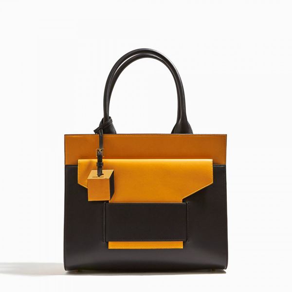 METAL BLOND GOLD PIERRE HARDY JANE TOTE Factory Outlet