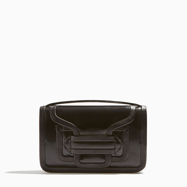 BLACK PIERRE HARDY ALPHA CROSSBODY CLUTCH Factory Outlet