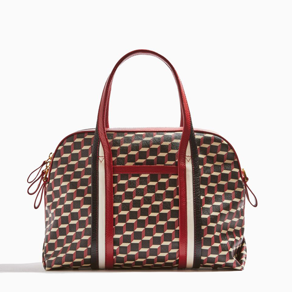 RED PIERRE HARDY RALLY HANDBAG Factory Outlet