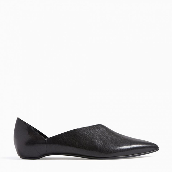 Black PIERRE HARDY MIRAGE BALLERINA Outlet Online