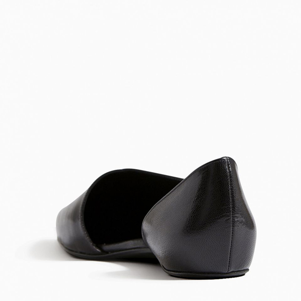 Black PIERRE HARDY MIRAGE BALLERINA Factory Outlet