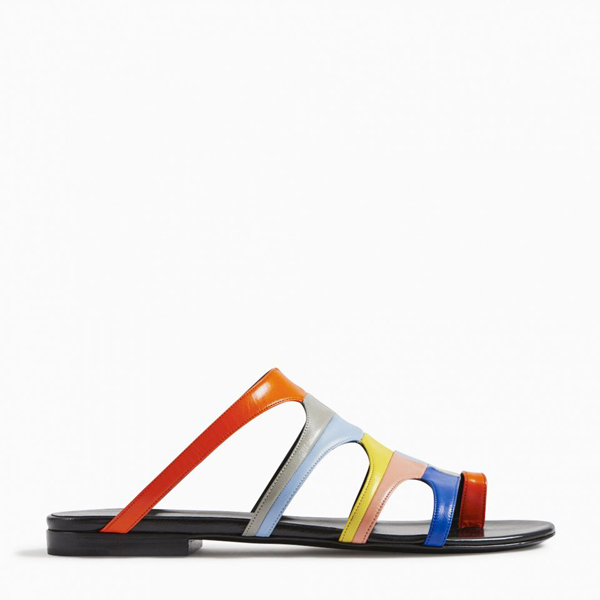 Multicolor PIERRE HARDY PARADE SANDAL Factory Outlet
