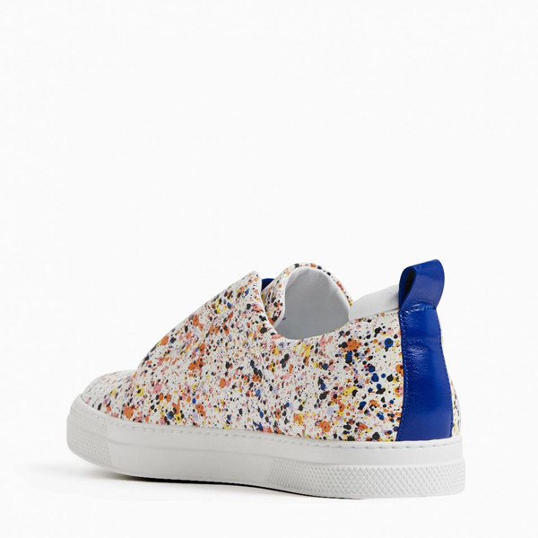 Multicolor PIERRE HARDY SLIDER SNEAKERS Factory Outlet