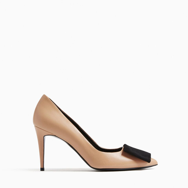 Nude PIERRE HARDY OBI PUMP Factory Outlet