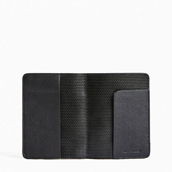 Black PIERRE HARDY PERSPECTIVE CUBE PASSPORT HOLDER Factory Outlet