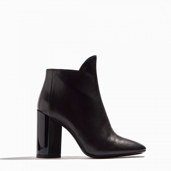BLACK PIERRE HARDY BELLE ANKLE BOOT Factory Outlet