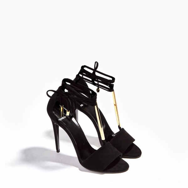 BLACK PIERRE HARDY BLONDIE SANDAL Factory Outlet