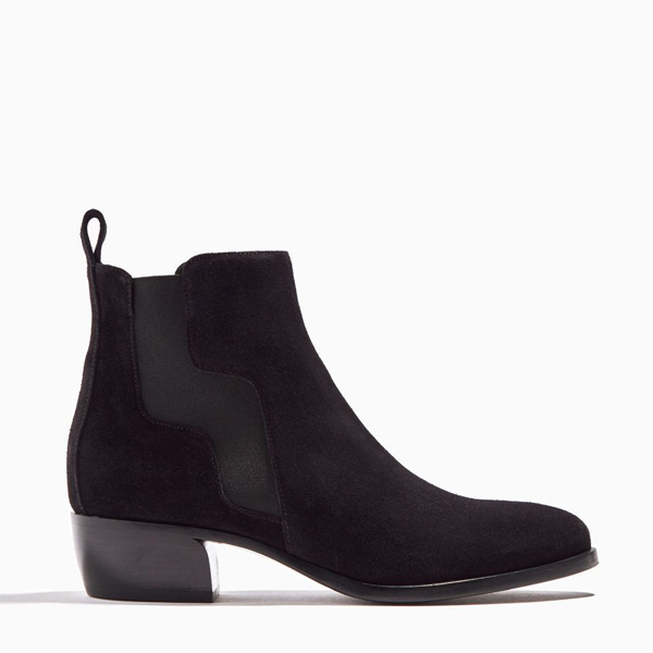 BLACK PIERRE HARDY GIPSY ANKLE BOOT Factory Outlet