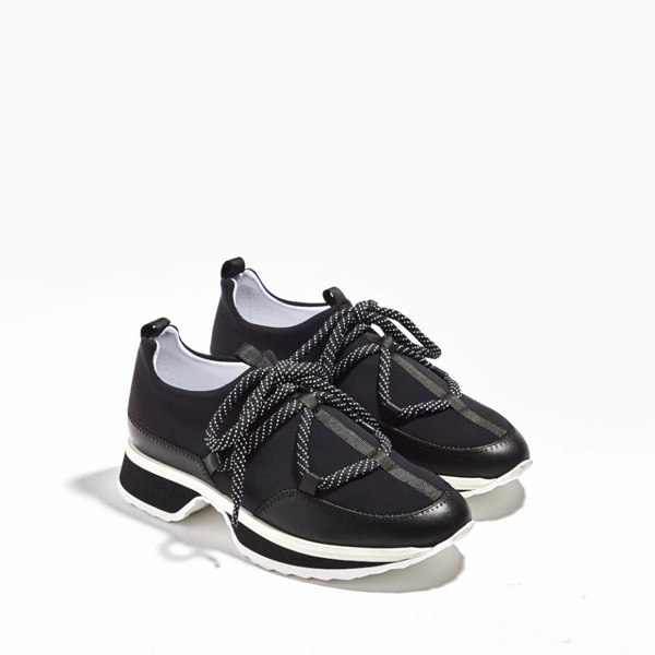 Black  PIERRE HARDY URBAN TRACK SNEAKERS Factory Outlet