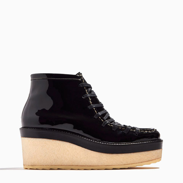 Black PIERRE HARDY TRAPPER ANKLE BOOT Factory Outlet