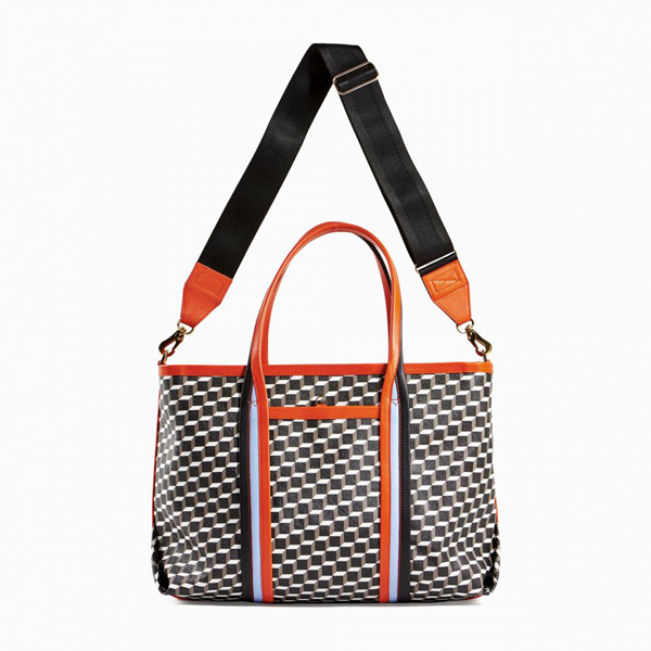 Black & white PIERRE HARDY POLYCUBE TOTE Outlet Online