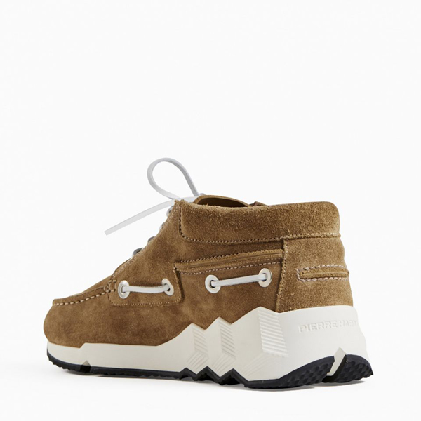 Beige PIERRE HARDY OFF SHORE SNEAKERS Factory Outlet