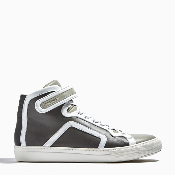 White  PIERRE HARDY TRIM SNEAKERS CARRYOVER Outlet Online