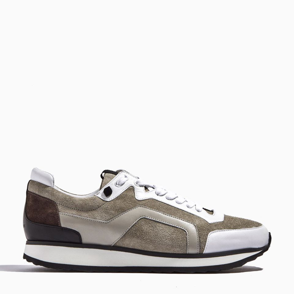 Grey  PIERRE HARDY TRACK SNEAKERS Outlet Online