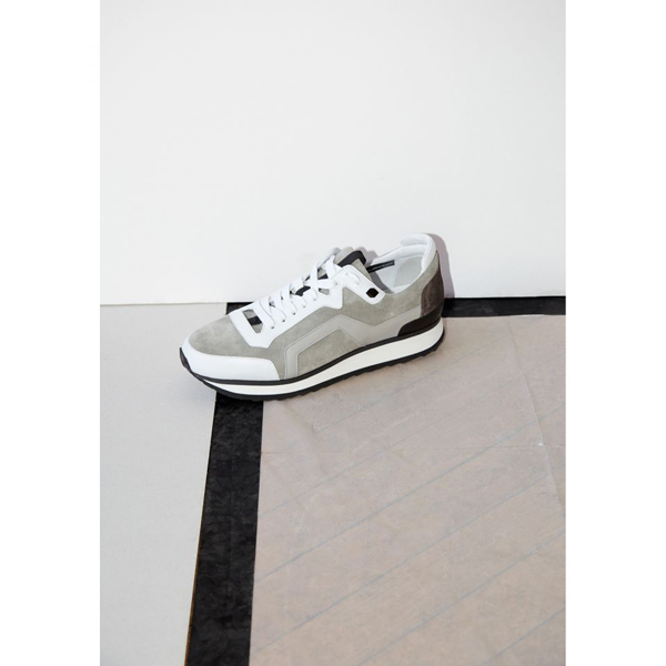 Grey  PIERRE HARDY TRACK SNEAKERS Factory Outlet