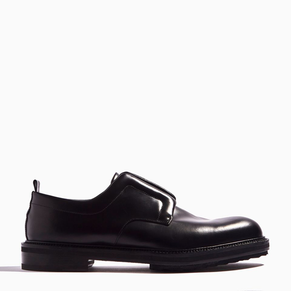 BLACK PIERRE HARDY MANHATTAN DERBY Factory Outlet