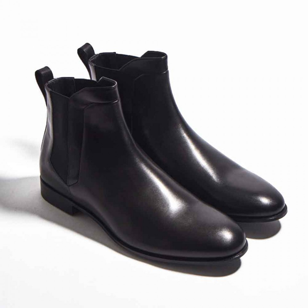 BLACK PIERRE HARDY DRUGSTORE BOOT Outlet Online