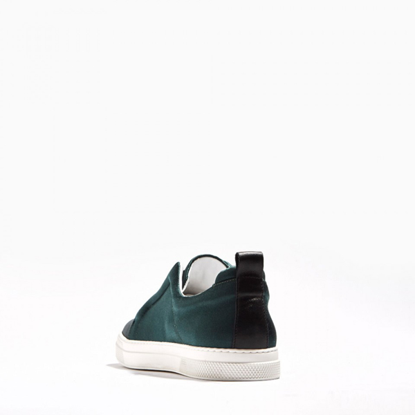 GREEN PIERRE HARDY SLIDER SNEAKERS Outlet Online