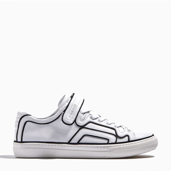 White  PIERRE HARDY MATCH SNEAKERS Outlet Online