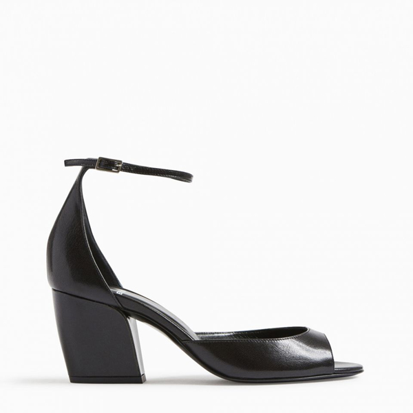 Black PIERRE HARDY CALAMITY SANDAL Outlet Online