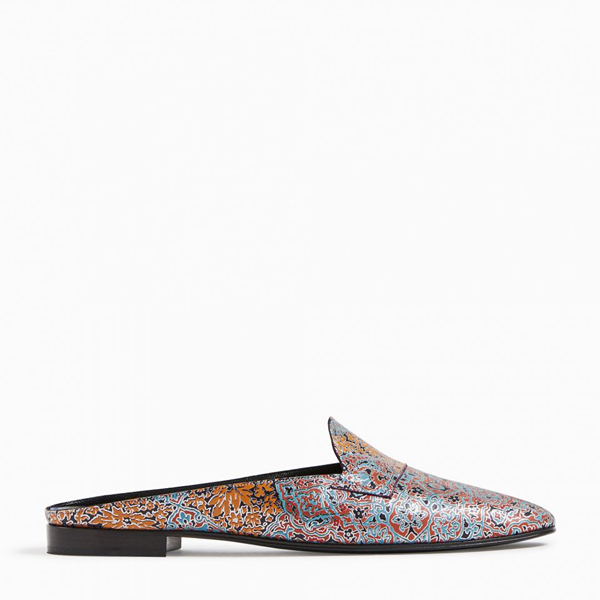 Multicolor PIERRE HARDY JACNO MULE Factory Outlet