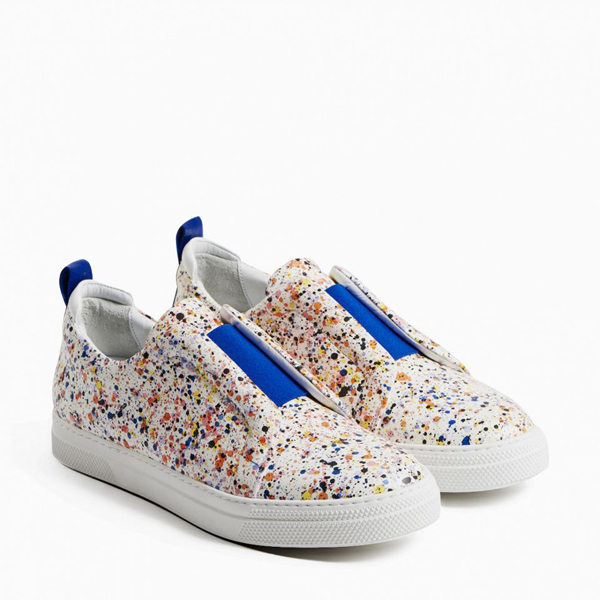 Multicolor PIERRE HARDY SLIDER SNEAKERS Outlet Online