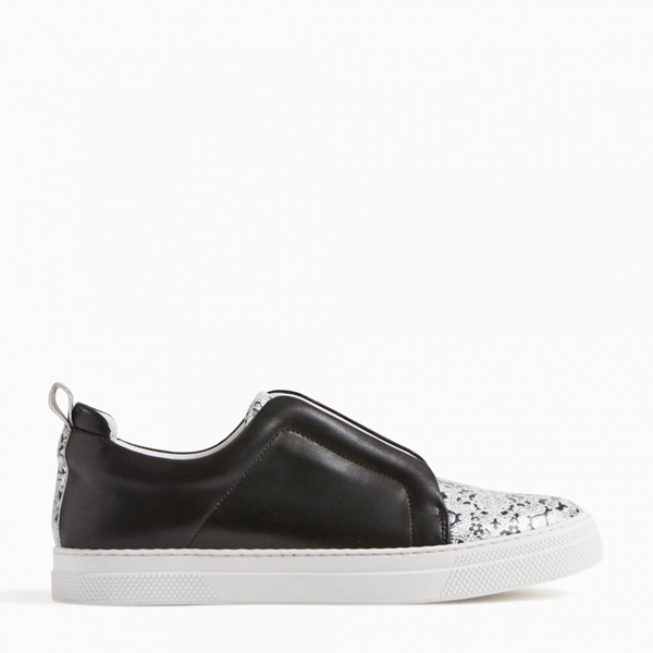Black PIERRE HARDY SLIDER SNEAKERS Outlet Online