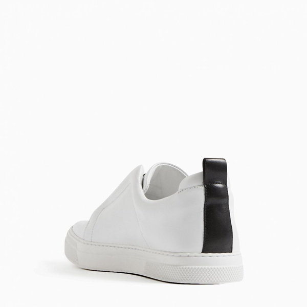 White PIERRE HARDY SLIDER SNEAKERS Outlet Online