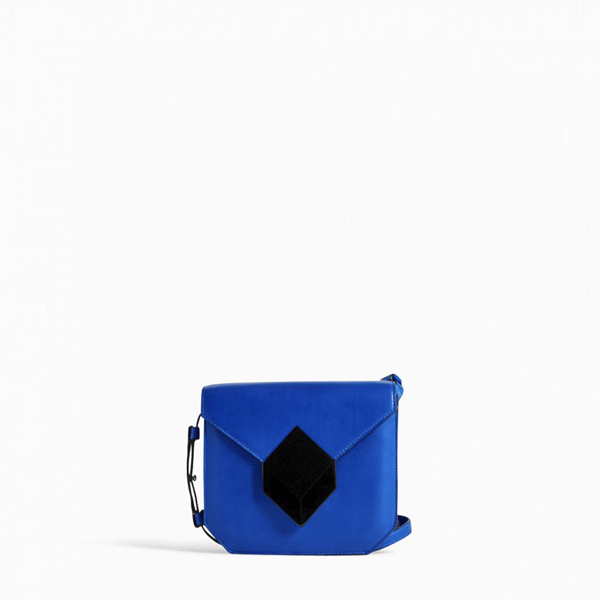 Blue PIERRE HARDY PRISM BAG Outlet Online