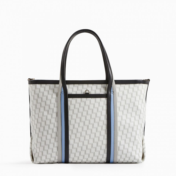 White PIERRE HARDY POLYCUBE TOTE Outlet Online