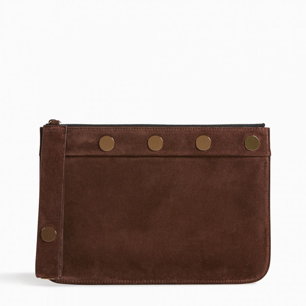 Brown PIERRE HARDY PENNY POUCH Outlet Online