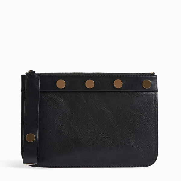 Black PIERRE HARDY PENNY POUCH Factory Outlet