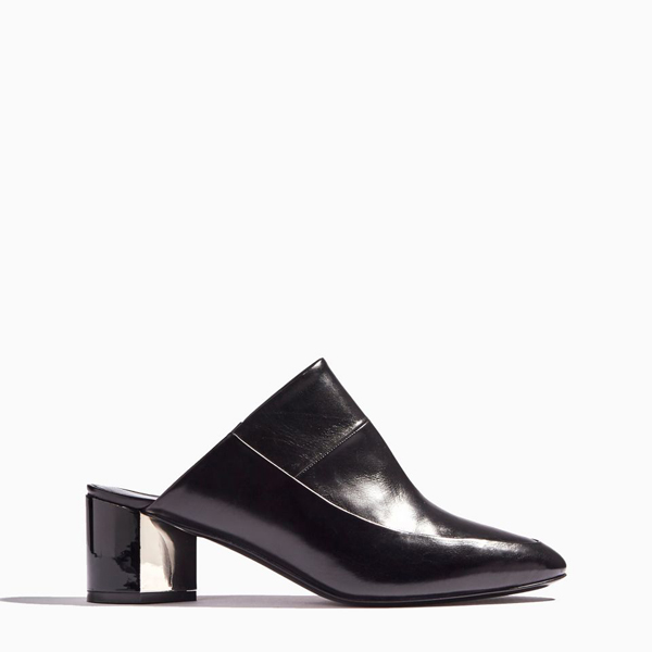 Black PIERRE HARDY ILLUSION MULE Outlet Online