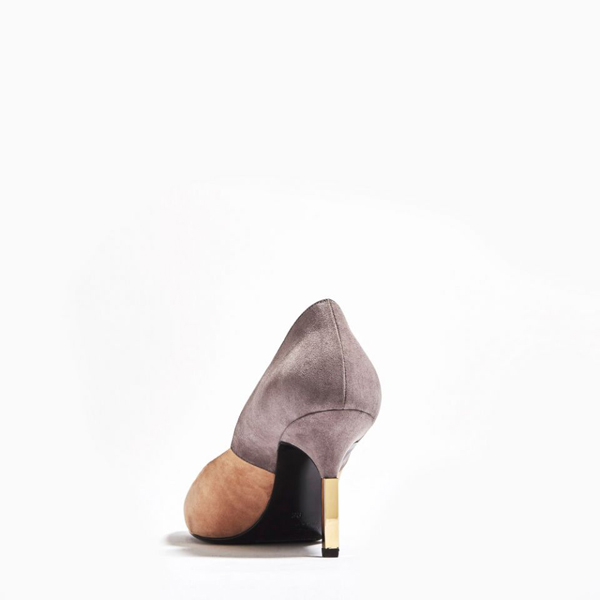 nude & taupe  PIERRE HARDY BLONDIE PUMP Outlet Online