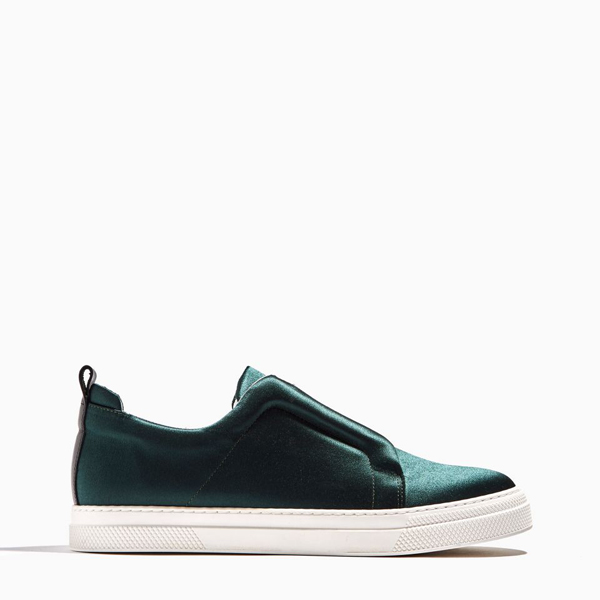 Emerald green PIERRE HARDY SLIDER SNEAKERS Outlet Online