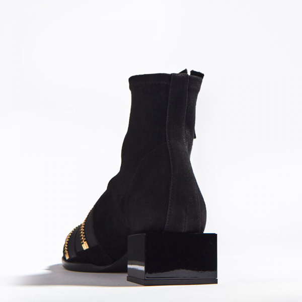 BLACK PIERRE HARDY LOU ANKLE BOOT Outlet Online
