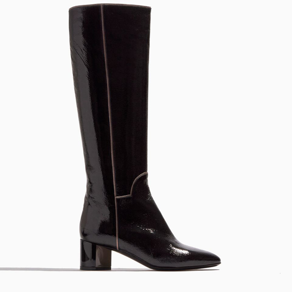 BLACK PIERRE HARDY BELLE KNEE BOOT Outlet Online