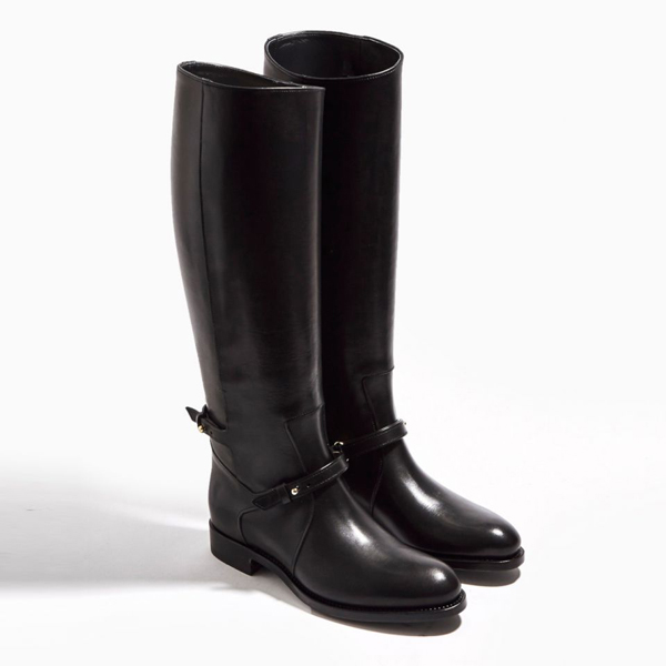 BLACK PIERRE HARDY AMAZONE KNEE BOOT Outlet Online