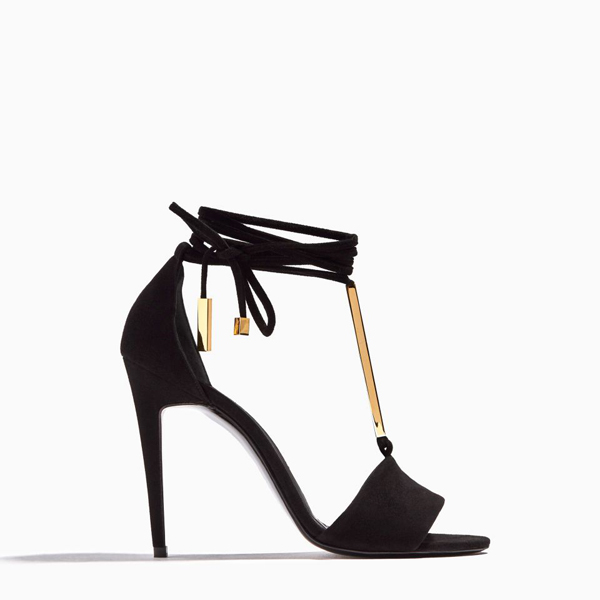 BLACK PIERRE HARDY BLONDIE SANDAL Outlet Online