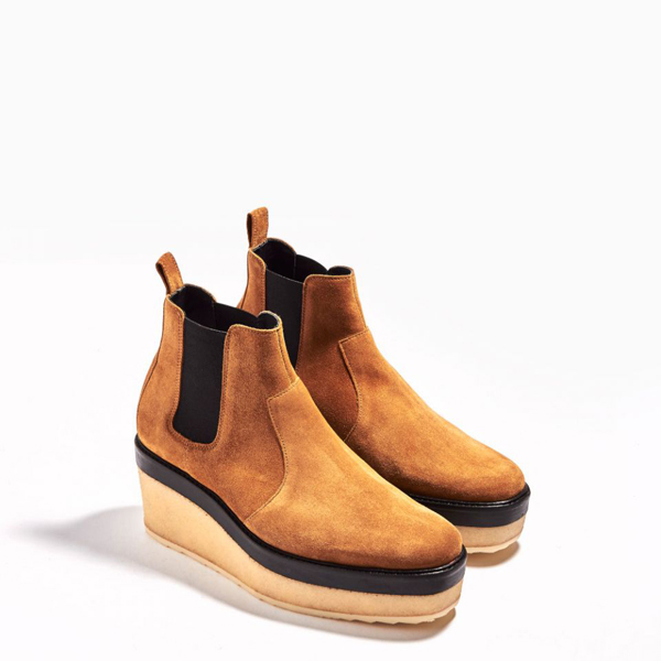 Natural PIERRE HARDY JODHPUR ANKLE BOOT Factory Outlet