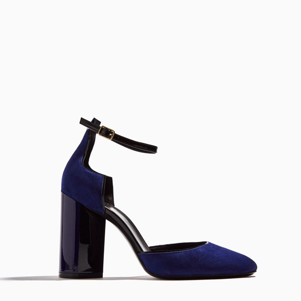 Blue PIERRE HARDY BELLE PUMP Outlet Online
